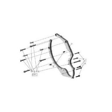 Kit Adaptador F4R830/832/874