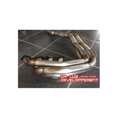 Colector de Escape Inox CITROEN C2 R2 MAX Ø 42.4mm